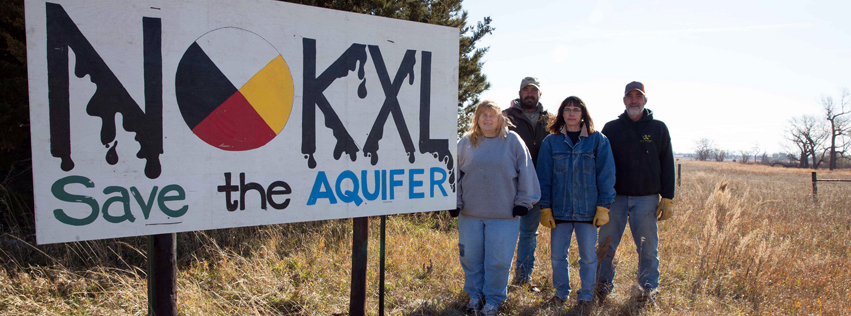 Donate now to stop KXL