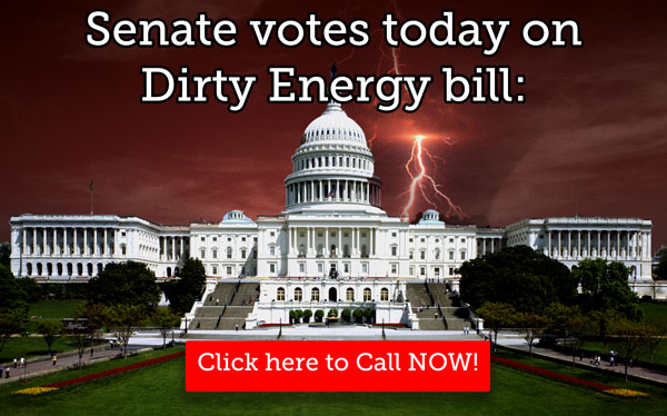 Bad Energy Bill in the Senate
