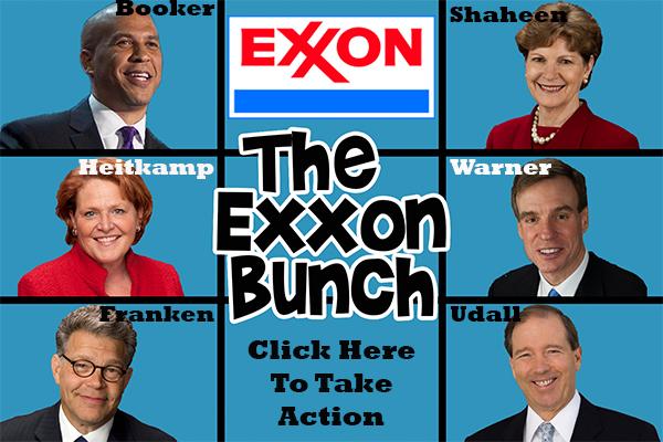 the Exxon Bunch